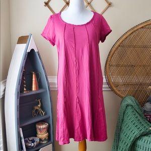 Soft Surroundings Dress || Short Sleeve Cotton